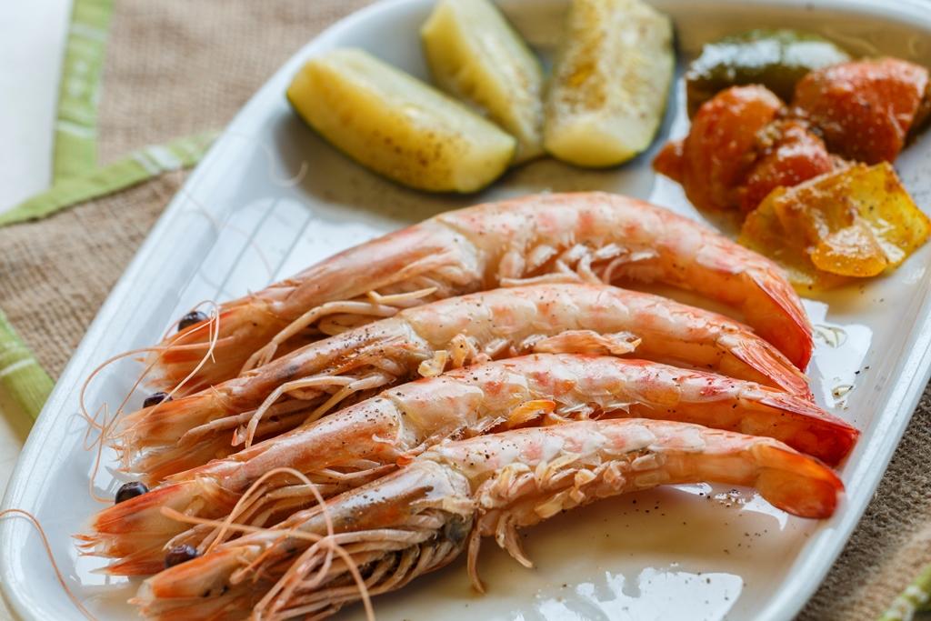 Seafood - Restaurante Barracuda