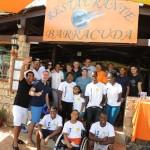 equipa paraolimpico Cabo Verde em Barracuda