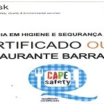 Certification Cape Safety Restaurante Barracuda 300x150