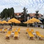 sunbeds Barracuda restaurant sal Cabo Verde 222 comp